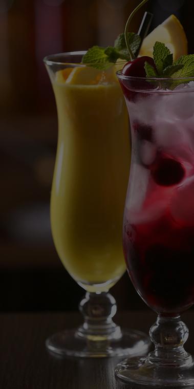Miešané alko a nealko nápoje