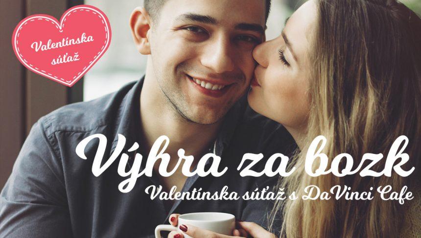 Valentínska súťaž s Da Vinci Cafe
