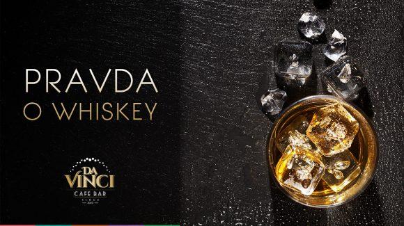 Máte radi dobrú Whiskey? Máme pre vás dobré správy!