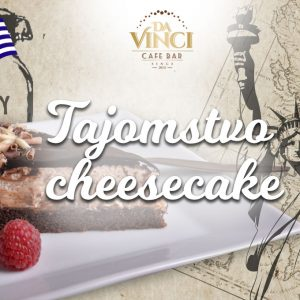 Tajomstvo cheesecake